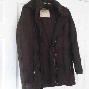 2 Hollister coats